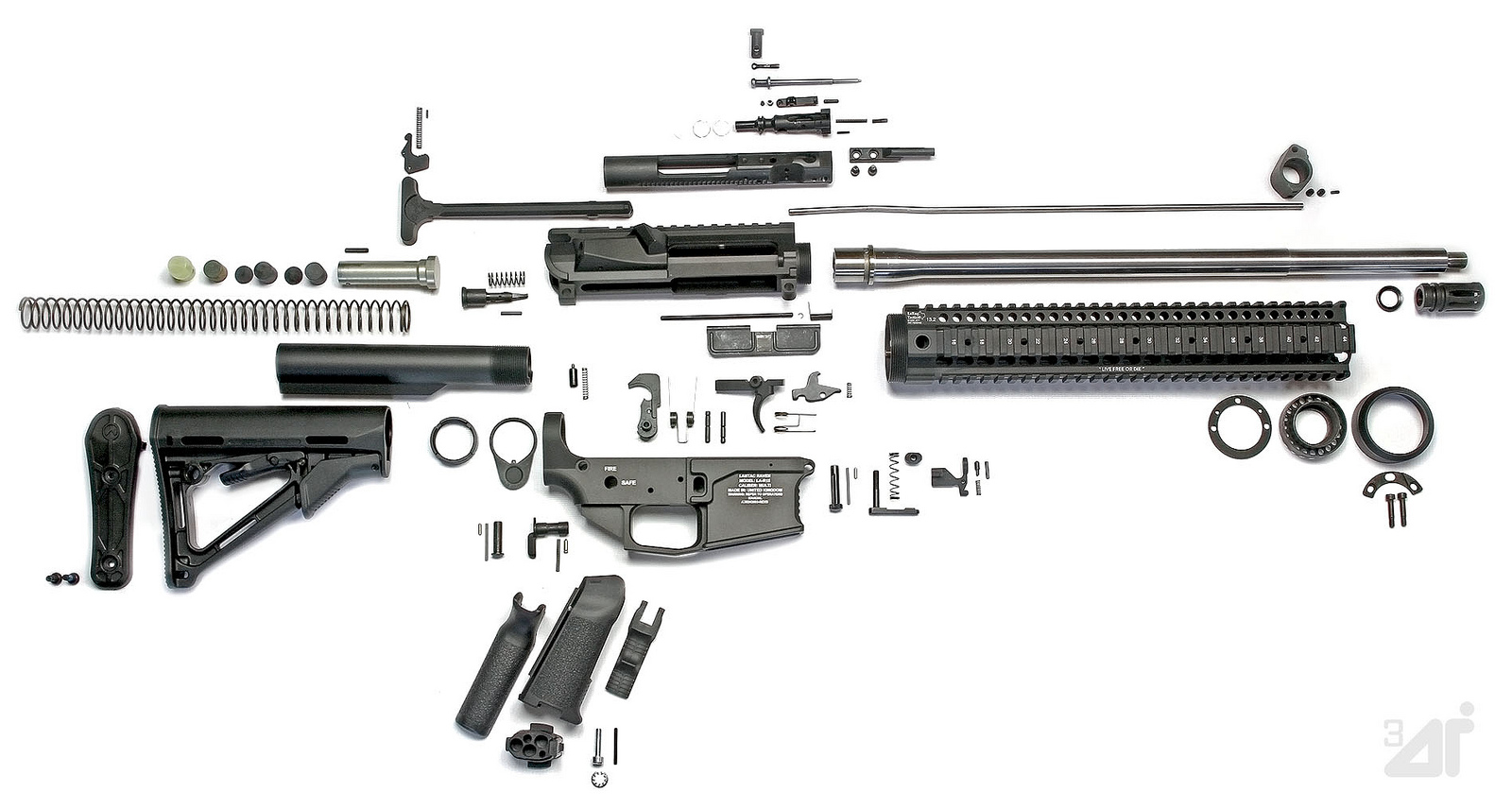 Peninsula Guns and Tactical - Overview AR-15 Rifle Build Guide