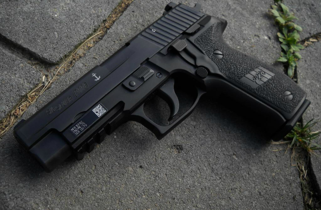 Gun Of The Month: Sig P226 MK25